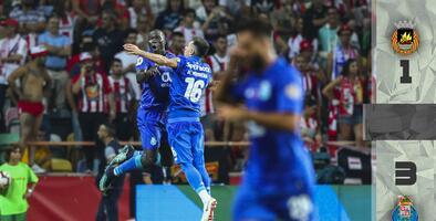 Con golazo de 'Tecatito', Porto es supercampeón de Portugal
