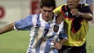 Guillermo Barros Schelotto nos contó su mejor momento con Argentina