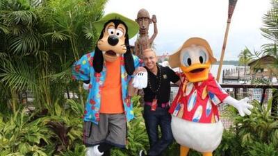 KQ105 Te Vuela a Disney