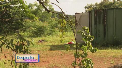 Investigan un doble asesinato ocurrido en una propiedad privada en Trujillo Alto