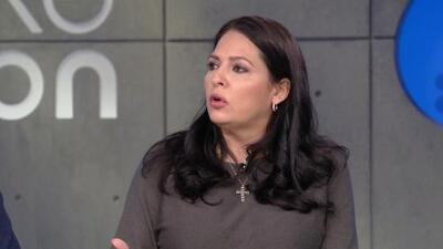 """""""Si Maduro no podía aguantar una entrevista con Jorge Ramos, no se debió sentar con él"""": productora de Univision que fue retenida en Venezuela"""