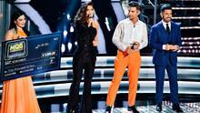 Víctor González es el segundo participante eliminado de Mira Quién Baila Univision All Stars