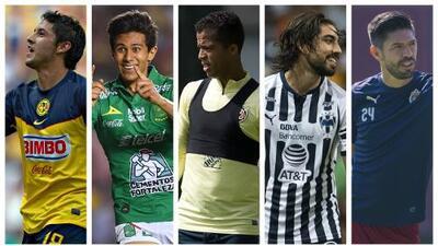 Ángel que Reyna en Liga MX: ¿Qué jugador mexicano para campeón goleador?