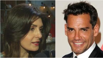 Mayrín Villanueva explicó su salida de la telenovela que iba a protagonizar con Cristián de la Fuente