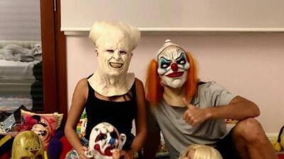 CR7 y su familia revolucionan las redes con su foto para celebrar el Halloween