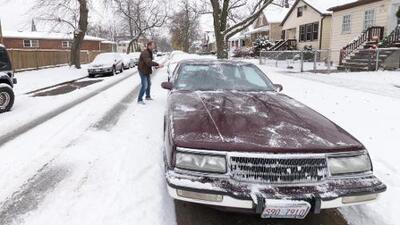 Tu carro está en peligro si vives en un área azotada por la ola de frío (protégelo así)