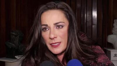 Consuelo Duval aclara todo acerca de su supuesta relación con un hijo de Jorge Ortiz de Pinedo