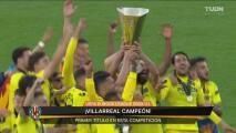 NO Villarreal estalla tras título de Europa League