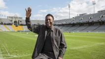 "Netflix estrena documental ""Pelé"" con imágenes inéditas"