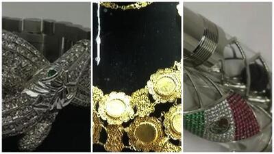 Gobierno mexicano subasta extravagantes joyas y relojes valorados en 1.2 millones de dólares aproximadamente