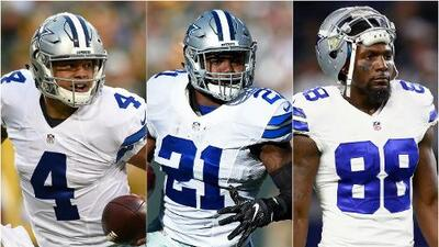Dallas vs. Green Bay: la venganza de los Cowboys