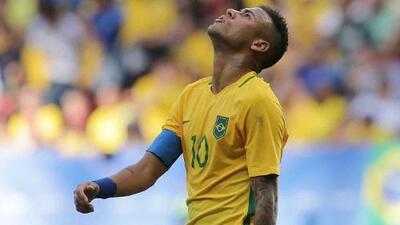 Neymar sufrió rotura de ligamento en el tobillo previo al Mundial Rusia 2018