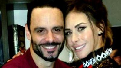 Vanessa Guzmán da detalles del aparatoso accidente automovilístico que sufrió el actor Uberto Bondoni