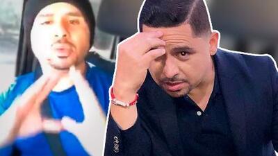 A gritos e insultos: Larry Hernández 'estalló' como pólvora contra quienes lo critican, y ni su familia se salvó