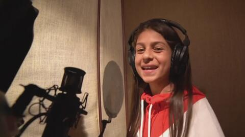 VF7, la niña de 12 años quiere convertirse en la 'reina del género urbano'
