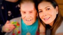 """""""Buen viaje de regreso a casa"""": muere la abuela de Paty Manterola a los 101 años"""