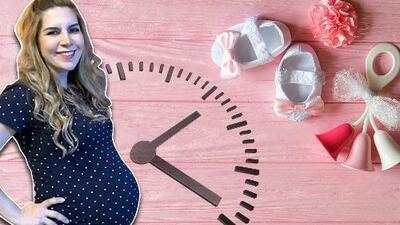 Karla Panini está en la recta final de su embarazo y por fin compartió una foto de su 'baby boom'