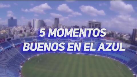 Los mejores cinco momentos de la Máquina en el Estadio Azul