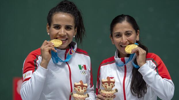 Anuncian apoyos monetarios a los atletas mexicanos de los Juegos Panamericanos