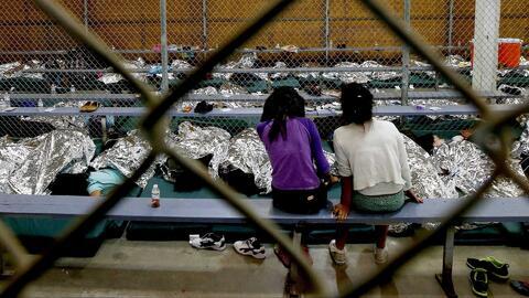 Denuncian que menores de El Salvador habrían sido acosadas sexualmente en centros de detención en EEUU