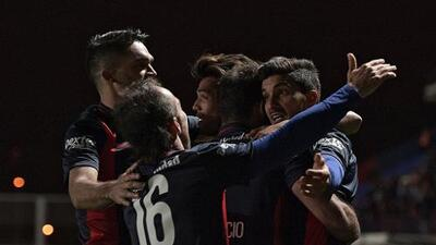 Atlético Nacional y San Lorenzo avanzan octavos de final de la Copa Sudamericana