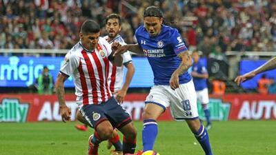 Cómo ver Chivas vs Cruz Azul en vivo, por la Liga MX