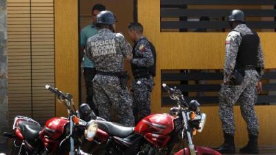 Cinco policías detenidos por secuestro de la madre de grandeliga venezolano
