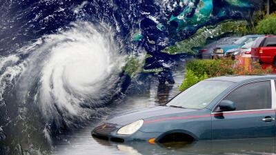 Cómo proteger tu carro ante la llegada de inundaciones