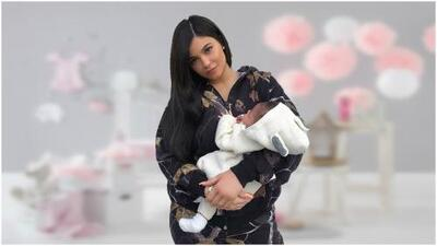 Kylie Jenner muestra por primera vez detalles del cuarto de la pequeña Stormi