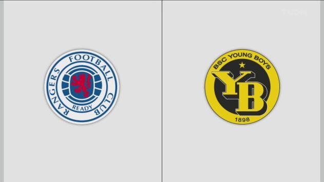 Rangers 1-1 Young Boys – Goles y Resumen – Grupo G – Europa League
