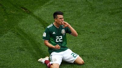 """Hirving Lozano: """"Es el mejor gol de mi vida"""""""