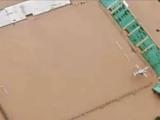 ¡Una lástima! Huracán Eta dejó bajo el agua estadio en Honduras
