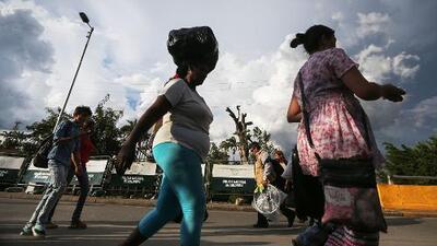 Militarización venezolana en la frontera con Colombia aumenta la tensión entre ambos países