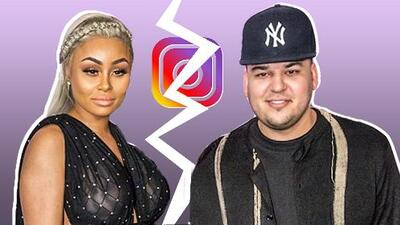 La familia Kardashian reacciona al pleito entre Blac Chyna y Rob Kardashian