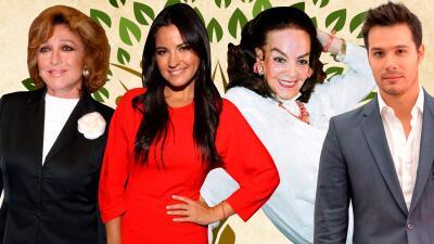Estas celebridades son familia y seguramente no lo sabías