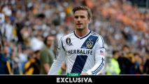 """Beckham: """"Enfrentar al LA Galaxy es muy especial"""""""