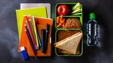 Almuerzos saludables para niños, sin estrés: aquí van algunos consejos para prepararlos