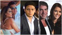 Larry Ramos, Giovanni Medina y otros polémicos personajes que han enamorado a las famosas