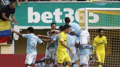 Villarreal 1-2 Celta de Vigo: Nolito le da al Celta el triunfo en el último minuto