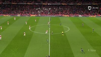 Highlights: Sporting at Arsenal on November 8, 2018