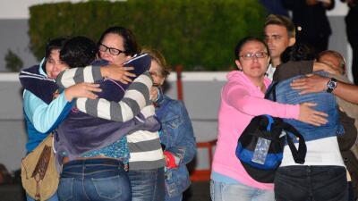 Regresan a Costa Rica los sobrevivientes del naufragio en que murieron 13 personas