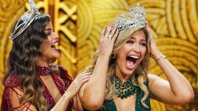 Migbelis Castellanos gana la corona de Nuestra Belleza Latina 2018