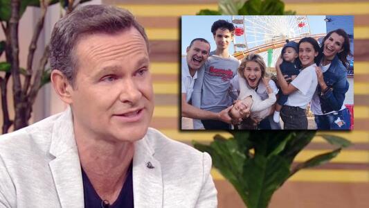 Los 5 hijos de Alan Tacher sorprenden a su superhéroe en el Día de los Padres