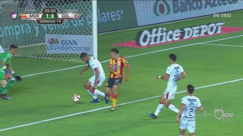 ¡Hedgardo Marín se viste de héroe! Flores y Ferreira tenían el 2-0