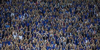 Las aficiones de Islandia, Liverpool y Borussia Dortmund nominadas al premio The Best