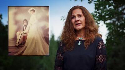 La alegría por su boda se vio opacada por la inesperada muerte de su madre