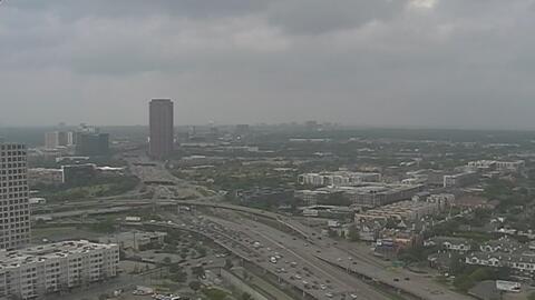 Ventana al Tiempo: lluvias y tormentas durante la mañana y tarde de este jueves en Dallas