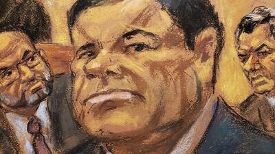 Abogados del 'El Chapo' en México rechazan el veredicto de culpabilidad, mientras senadores en ese país lo elogian