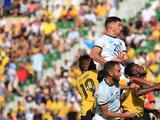 Sin Messi, Argentina le pasa por encima a Ecuador