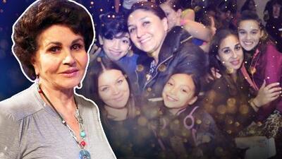 El invaluable consejo que la mamá de Lucero le da a los padres de los Pequeños Gigantes